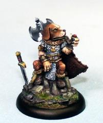 Beagle Warrior