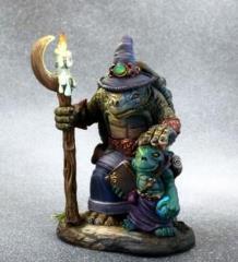 Tortoise Wizard w/Apprentice