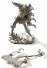 Male Barbarian w/Warhammer #1