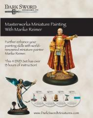 Masterworks Miniature Painting w/Marike Reimer