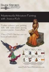 Masterworks Miniature Painting w/Jessica Rich
