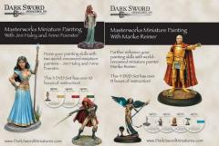Masterworks Miniature Painting Value Pack - DVD Set #1 and #2
