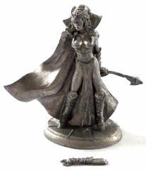 Evil Female Sorceress #1