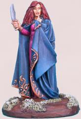Early Snow - Female Wizard