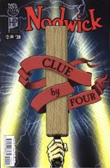 """#28 """"Clue by Four"""""""