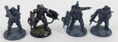 Heavy Grenadier Assault Squad HQ #2