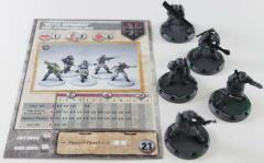 Battle Grenadiers (Standard Edition) #1
