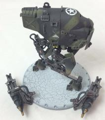 "M18 Light Assault Walker ""Blackhawk"" - Cerberus Pattern #1"