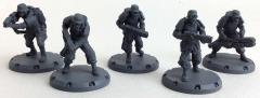 Blutkreuz Laser Grenadier Squad #2