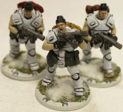 British Commandos Kill Squad #1
