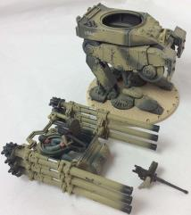 Medium Combat Walker - M2-G - Barking Dog - Babylon Pattern #1