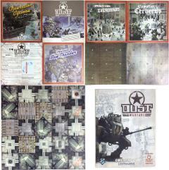 Dust Tactics - Scenario & Terrain Collection