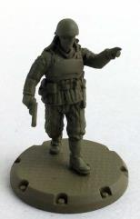 Commissar Nikolai Dimitrevich Starinov #1