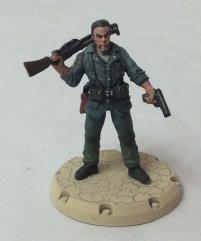 Crazy Jimmy - First Sergeant James T. Murphy - Babylon Pattern #1