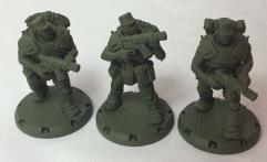 "British Commandos Kill Squad ""Devil's Own"" #1"