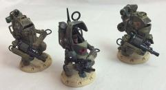"Steel Guard Fire Support Squad ""Steel Wall"" - Babylon Pattern #1"
