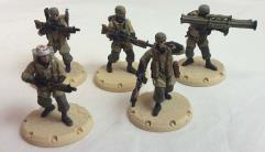 Fallschirmjager Command Squad #1