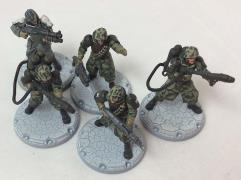 """""""Hellboys"""" Ranger Attack Squad - Cerberus Pattern #1"""
