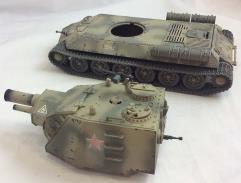 IS-5C Heavy Assault Tank - Iosef Stalin - Babylon Pattern #1