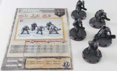 Laser Grenadiers (Standard Edition) #1