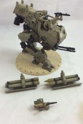 Luft Hans (TROP) Panzersphlaufer I-K - Babylon Pattern #1