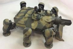 """M7-B """"Fireball"""" Heavy Assault Walker #1"""