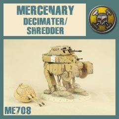 Decimater/Shredder