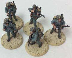 "USMC Rifle Squad ""Mavericks"" - Babylon Pattern #1"