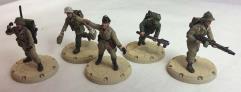 "NDAK Command Grenadier Squad ""Fox Cubs"" - Babylon Pattern #1"