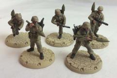 "NDAK Hunter Grenadier Squad ""African Lions"" - Babylon Pattern #1"