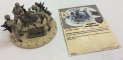 "NDAK Grenadier Mortar Squad ""Sandstorm"" - Babylon Pattern #1"