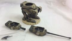 Pounder/Steel Rain Medium Walker - Babylon Pattern #1