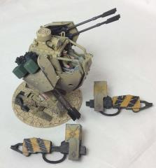 Panzerkampflaufer II-F (Engineer) - Loth (TROP) - Babylon Pattern #1