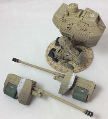 """Panzerkampflaufer IV D """"Jagdluther"""" - Babylon Pattern #1"""