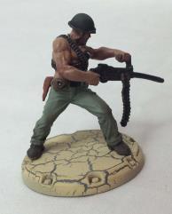Quiet Jack - Master Sergeant Frank Stone - Babylon Pattern #1