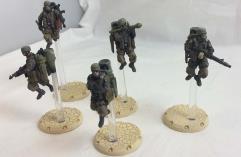 Rakententruppe Battle Squad - Babylon Pattern #1