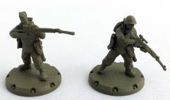Red Army Sniper Squad #4