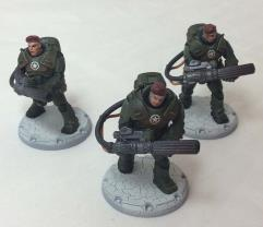 """Red Devils"" British Paratroopers - Cerberus Pattern #1"