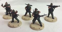 "Rifle Squad ""Red Hunters"" - Babylon Pattern #1"