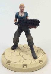 Sergeant Diana Bondarenko (Babylon Pattern) #1