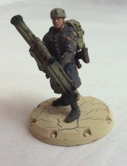 Rolf Samt - Lieutenant Sammt - Babylon Pattern #1