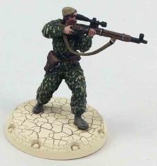 Master Sergeant Roza Shanina (Babylon Pattern) #1