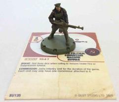 NKVD Political Commissar Machine Gunner #1