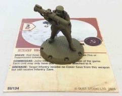 NKVD Political Commissar Tank Hunter #1