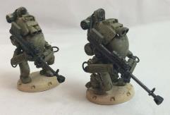 "Steel Guard Sniper Team ""Silent Death"" - Babylon Pattern #!"