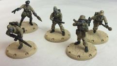 "Ubertoten Assault Squad ""Braineaters"" - Babylon Pattern #1"