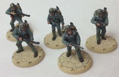 "USMC Demolition Squad ""The Saints"" - Babylon Pattern #1"