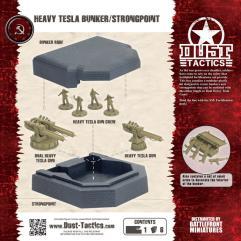Bunker/Strongpoint - Tesla