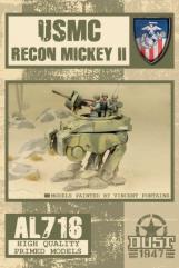 Medium Combat Walker M2-H - Recon Mickey II