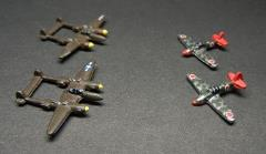 WW2 Dogfight Doubles Set - 11 Planes